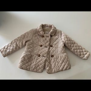 Baby Gap quilted puffer coat